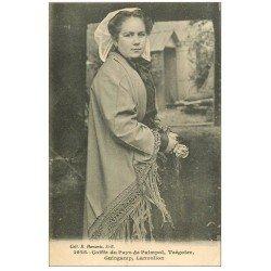 carte postale ancienne 22 CHATEAULAUDREN. Le Bonnet 1914