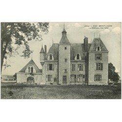 carte postale ancienne 03 MONTLUCON. Château des Ilets