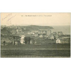 carte postale ancienne 22 ILE SAINT-CAST 1919