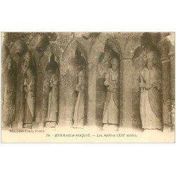 carte postale ancienne 22 KERMARIA-NISQUIT. Les Apôtres 74