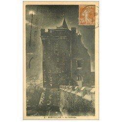 carte postale ancienne 03 MONTLUCON. Le Château