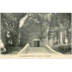 carte postale ancienne 22 SAINT-QUAY-KERTUGAL. La Chapelle