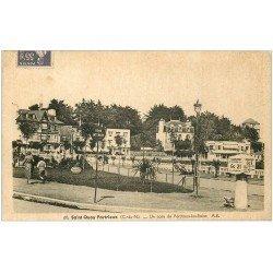 carte postale ancienne 22 SAINT-QUAY-PORTRIEUX. Portrieux-les-Bains 1938