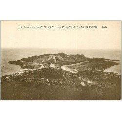 carte postale ancienne 22 TREBEURDEN. Presqu'Ile de Bihil