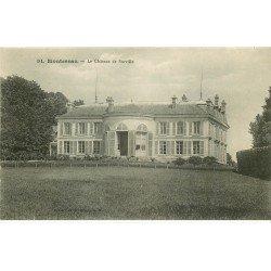 carte postale ancienne 77 MONTEREAU. Château de Surville 1916
