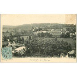 carte postale ancienne 23 AUBUSSON. Usine Saint-Jean 1905