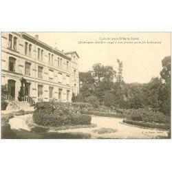 carte postale ancienne 23 GUERET. Lycée de Jeunes Filles