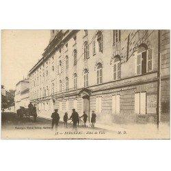 carte postale ancienne 24 BERGERAC. Hôtel de Ville