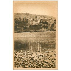 carte postale ancienne 24 CHATEAU DE CIEURAC