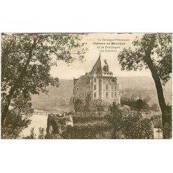 carte postale ancienne 24 CHATEAU DE MONTFORT