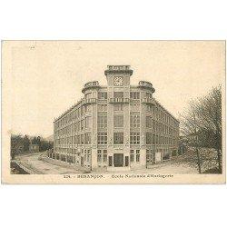 carte postale ancienne 25 BESANCON. Ecole Nationale d'Horlogerie 1934