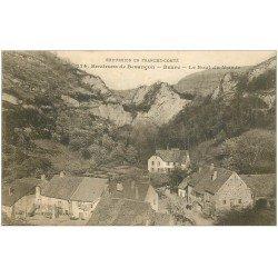 carte postale ancienne 25 BEURE. Le Bout du Monde 1914