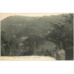 carte postale ancienne 25 CONSOLATION. Vallée du Dessoubre 1922