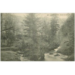 carte postale ancienne 25 CONSOLATION. Vallée du Lançot.
