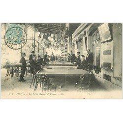 carte postale ancienne 03 VICHY. Casino Jeu des Petits Chevaux de l'Eden 1905