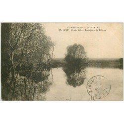 carte postale ancienne 28 ANET. Le Moulin 1916