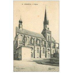 carte postale ancienne 28 BONNEVAL. Eglise Notre-Dame