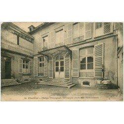 carte postale ancienne 28 CHARTRES. Clinique Chirurgicale Saint-François. En état...