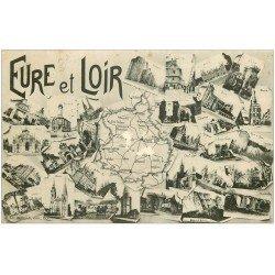 carte postale ancienne 28 CHARTRES. Eure et Loir 1909