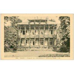 carte postale ancienne 03 VICHY. Chalet de l'Empereur 234