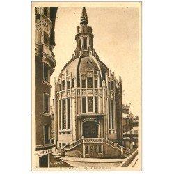 carte postale ancienne 03 VICHY. Eglise Saint-Blaise. Edition La Cigogne