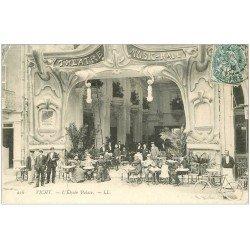 carte postale ancienne 03 VICHY. Elysée Palace 1904. Théâtre Music-Hall (léger tassement coin gauche)...