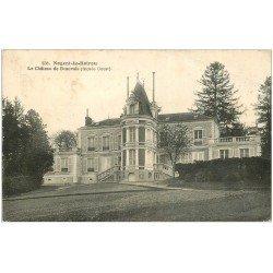 carte postale ancienne 28 NOGENT-LE-ROTROU. Château de Beauvais