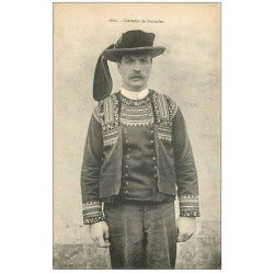 carte postale ancienne 29 BANNALEC. Costume
