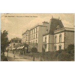 carte postale ancienne 29 BEG MEIL. Hôtel des Dunes 1931