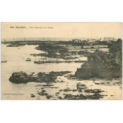 carte postale ancienne 29 BEG MEIL. La Pointe 1924