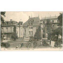 carte postale ancienne 03 VICHY. Maison de Madame de Sévigné. LL 90