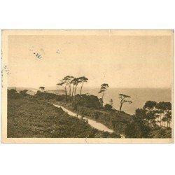 carte postale ancienne 29 NEVEZILIO-EN-PLOARE. Colonie à la Campagne 1946