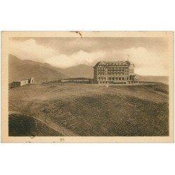 carte postale ancienne 31 LUCHON. Hôtel de Superbagnères