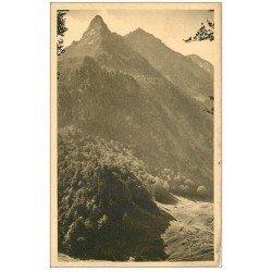 carte postale ancienne 31 LUCHON. Pic de La Pique