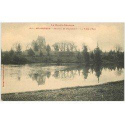 carte postale ancienne 31 MONTREJEAU. Château de Valmirande