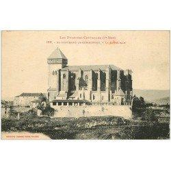 carte postale ancienne 31 SAINT-BERTRAND-DE-COMMINGES. Cathédrale 189