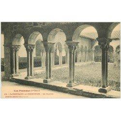 carte postale ancienne 31 SAINT-BERTRAND-DE-COMMINGES. Cloître 19