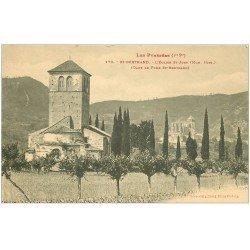 carte postale ancienne 31 SAINT-BERTRAND-DE-COMMINGES. Eglise Saint-Just 170
