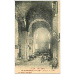 carte postale ancienne 31 SAINT-BERTRAND-DE-COMMINGES. Eglise Valcabrère