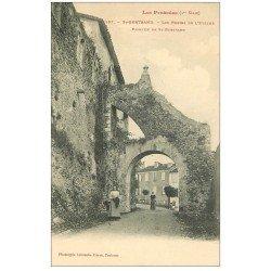 carte postale ancienne 31 SAINT-BERTRAND-DE-COMMINGES. Evêché Primitif