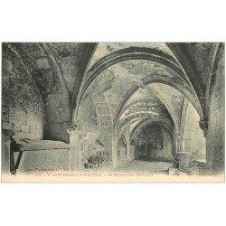 carte postale ancienne 31 SAINT-BERTRAND-DE-COMMINGES. Galerie Tombeaux