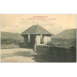 carte postale ancienne 31 SAINT-BERTRAND-DE-COMMINGES. La Barbacane