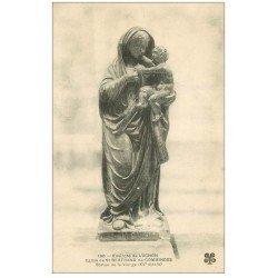 carte postale ancienne 31 SAINT-BERTRAND-DE-COMMINGES. La Vierge