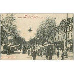 carte postale ancienne 31 TOULOUSE. Avenue Lafayette Théâtre des Variétés 1920