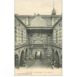 carte postale ancienne 31 TOULOUSE. Capitol Cour Henti IV