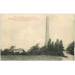 carte postale ancienne 31 TOULOUSE. Colonne de 1814