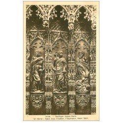 carte postale ancienne 32 AUCH. Basilique. Choeur. Ephèse Espérance Saint-marc