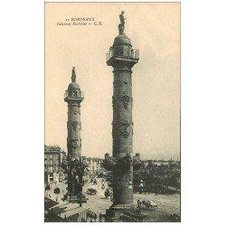 carte postale ancienne 33 BORDEAUX. Colonnes Rostrales 21