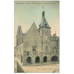 carte postale ancienne 33 LIBOURNE. Hôtel de Ville. Ed Grand Bazar