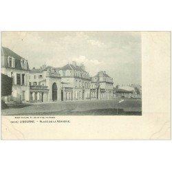 carte postale ancienne 33 LIBOURNE. Place de la Verrerie